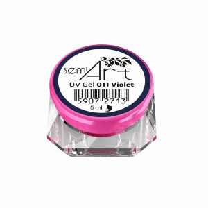 SEMI ART UV GEL 011 VIOLET