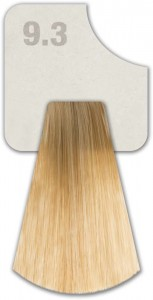 WIZOUT  HAIR COLOR GOLDEN 9.3