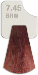 WIZOUT HAIR COLOR MIXED 7.45 BRM COPPER MAHOGANY BLONDE
