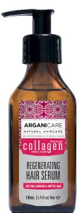 Arganicare Collagen Serum do łamliwych włosów 100 ml