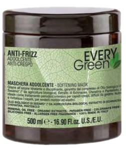 Every Green Anti Frizz Maska 500 ml. Maska do suchych włosów