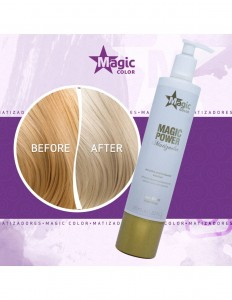 Magic Color Pearl Effect 350 ml - Maska do tonowania