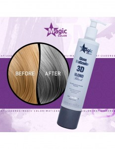 Magic Color Graphite Effect 350 ml - Maska do tonowania