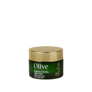Olive Restoring Firming Night Cream - Krem na noc 50 ml