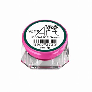 SEMI ART UV GEL 012 GREEN
