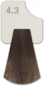 WIZOUT HAIR COLOR GOLDEN 4.3