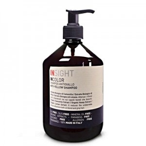 INSIGHT INCOLOR ANTI-YELLOW SHAMPOO 400 ML
