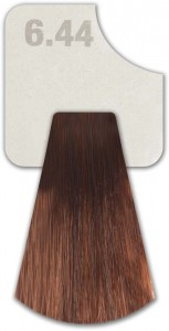WIZOUT HAIR COLOR DEEP COPPER 6.44