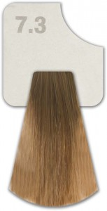 WIZOUT  HAIR COLOR GOLDEN 7.3