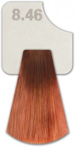 8.46 LIGHT RED COPPER BLONDE