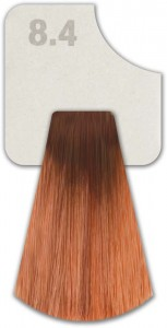 WIZOUT HAIR COLOR COPPER 8.4