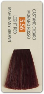 5.56 LIGHT RED MAHOGANY BROWN