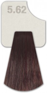WIZOUT  HAIR COLOR IRISEE RED 5.62