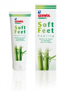E.GERLACH SOFT FEET PELING 125 ML