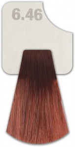 WIZOUT  HAIR COLOR RED COPPER 6.46