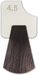 WIZOUT  HAIR COLOR MAHOGANY 4.5