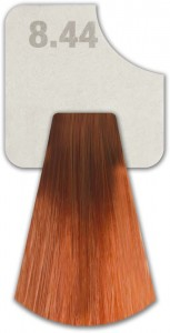 WIZOUT HAIR COLOR DEEP COPPER 8.44