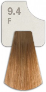 WIZOUT HAIR COLOR MIXED 9.4 F VERY LIGHT PAECH BLONDE