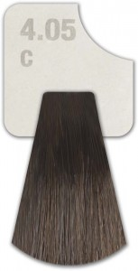 WIZOUT HAIR COLOR MIXED 4.05 C CHOCOLATE