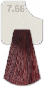 WIZOUT HAIR COLOR DEEP RED 7.66